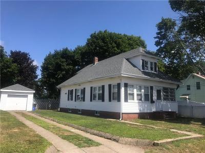 Johnston Single Family Home For Sale: 24 Homestead Av
