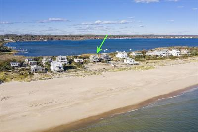Single Family Home For Sale: 506 East Beach Rd