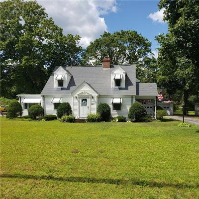 Charlestown Single Family Home Active Under Contract: 634 A + C Alton Carolina Road