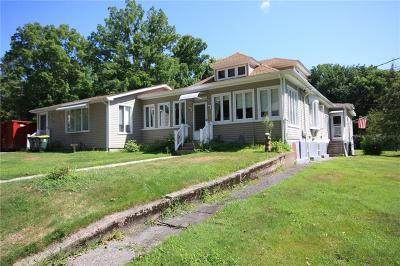 Burrillville Single Family Home For Sale: 215 Joslin Rd