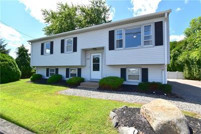 Narragansett Single Family Home For Sale: 603 Point Judith Road
