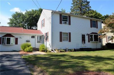 Warwick Single Family Home For Sale: 176 Hillard Av