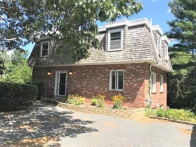 Portsmouth Single Family Home For Sale: 132 Hummock Av