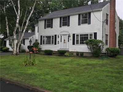 Warwick Single Family Home For Sale: 318 Columbia Av