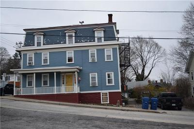 East Greenwich Multi Family Home For Sale: 23 Melrose St