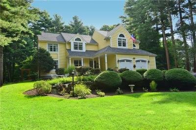 North Kingstown Single Family Home For Sale: 348 Sage Trl