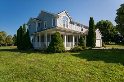 Portsmouth Single Family Home For Sale: 20 Sisson Pond Road