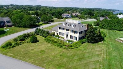 Portsmouth Single Family Home For Sale: 171 Cottontail Drive
