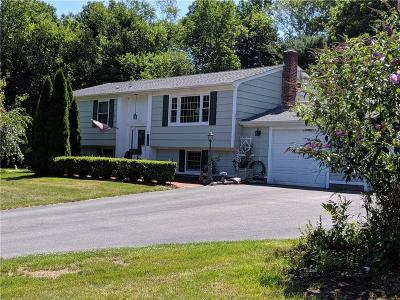 North Kingstown Single Family Home For Sale: 34 Colonial Rd