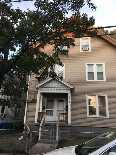 Pawtucket Multi Family Home For Sale: 156 Mulberry St