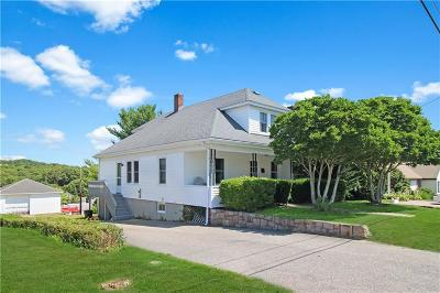 Westerly Single Family Home Act Und Contract: 20 Batterson Av