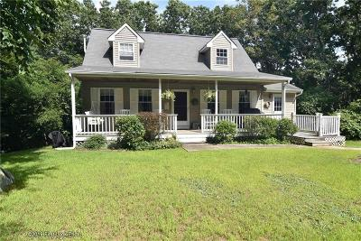 Burrillville Single Family Home For Sale: 202 Camp Dixie Rd