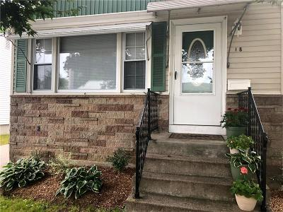 North Providence Single Family Home For Sale: 18 Pine St