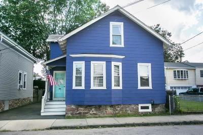 Newport Single Family Home Act Und Contract: 50 Gould St