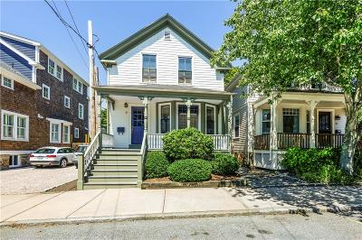 Newport Single Family Home Act Und Contract: 30 Webster St