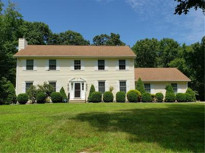 Washington County Single Family Home For Sale: 28 Deer Run