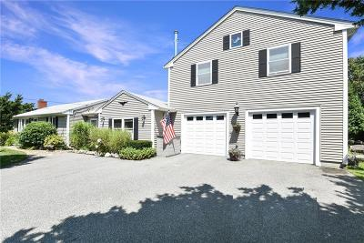 Narragansett Single Family Home For Sale: 25 Palm Beach Avenue