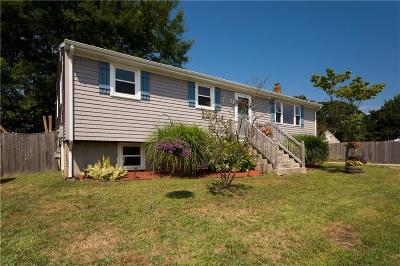 Portsmouth Single Family Home Active Under Contract: 38 Riverside Street