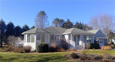 South Kingstown Single Family Home For Sale: 29 Hilltop Avenue