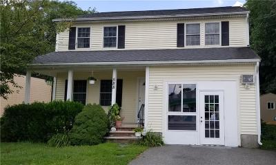 Seekonk Single Family Home For Sale: 588 Arcade Av