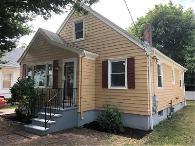 Providence Single Family Home For Sale: 110 Lynch St