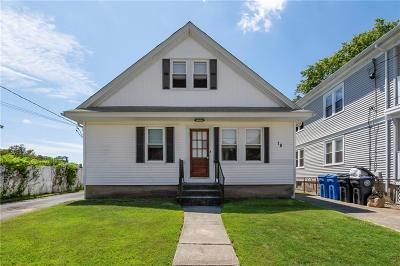 Cranston Multi Family Home For Sale: 18 America St