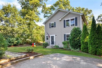 North Kingstown Single Family Home Active Under Contract: 62 Boyer Street