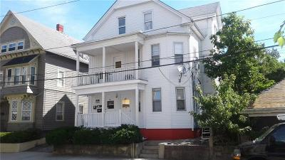 Providence Multi Family Home For Sale: 58 Vineyard St