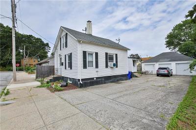 Single Family Home For Sale: 6 Bensley St