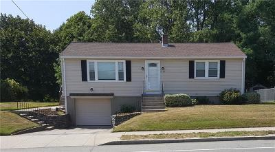 Cranston Single Family Home For Sale: 859 Pontiac Av