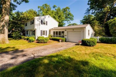 East Greenwich Single Family Home Active Under Contract: 193 Grand View Road