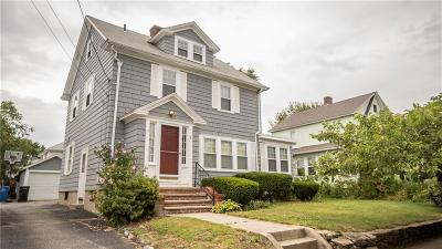 Cranston Single Family Home For Sale: 50 Welfare Av