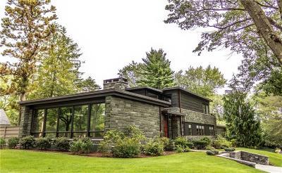 Providence County Single Family Home For Sale: 80 Clarendon Av