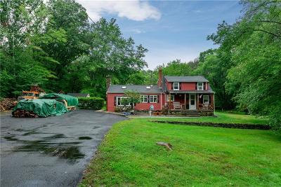 North Smithfield Single Family Home For Sale: 97 Mendon Rd