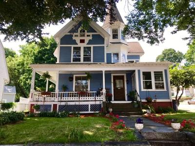 Woonsocket Multi Family Home For Sale: 20 Spring St