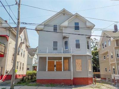 Providence Multi Family Home Act Und Contract: 680 Chalkstone Av