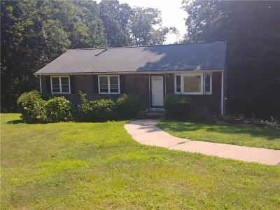 Providence County, Kent County, Windham County, RI-Kent County, RI-Providence County, CT-Windham County Single Family Home For Sale: 17 Jennifer Lane