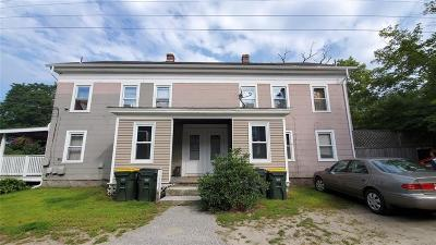 Burrillville Multi Family Home For Sale: 48 Granite St