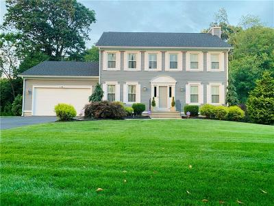 Cranston Single Family Home Act Und Contract: 36 Derbyshire Dr