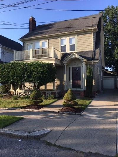 Providence County Single Family Home For Sale: 71 Lauriston St