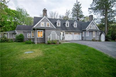 South Kingstown Single Family Home For Sale: 380 Post Road Road