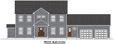 Providence County Single Family Home For Sale: 0 - Lot 22 Golden View Dr