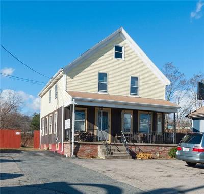 Attleboro Single Family Home For Sale: 1039 Washington St