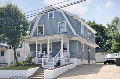 Providence Single Family Home For Sale: 150 Washington Av