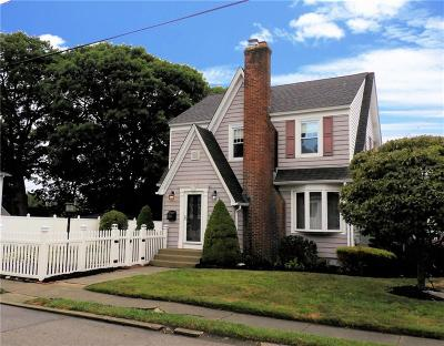 Cranston Single Family Home For Sale: 255 Beckwith St