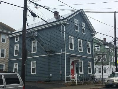 Providence County Multi Family Home For Sale: 1 Trenton St