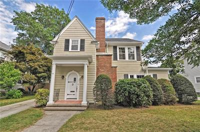 Providence Single Family Home For Sale: 44 Cathedral Av