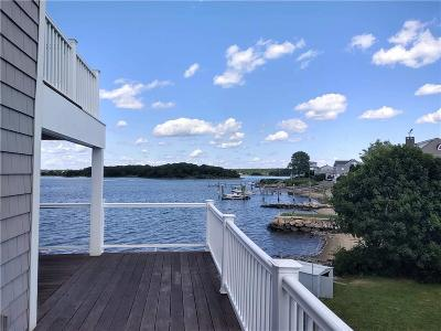 Single Family Home For Sale: 100 Marine Dr