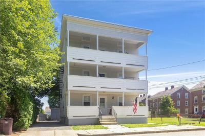 Woonsocket Multi Family Home For Sale: 83 Temple St