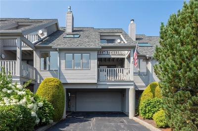 Narragansett Condo/Townhouse For Sale: 1125 Point Judith Road #D2